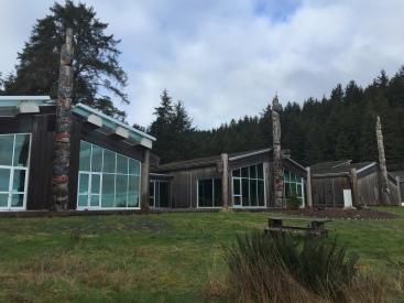 Haida Heritage Centre, Skidegate